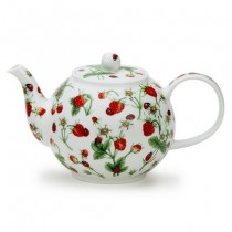 Buy the Dunoon small strawberry teapot online at smithsofloughton.com