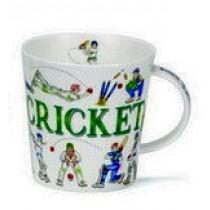 Buy the Dunoon Sporting Antics Cricket Mug online at smithsofloughton.com