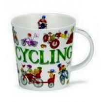 Buy the Dunoon Sporting Antics Cycling Mug online at smithsofloughton.com