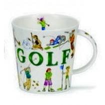 Buy the Dunoon Sporting Antics Golf Mug online at smithsofloughton.com