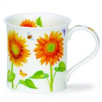Buy the Dunoon sunflower mug online at smithsofloughton.com
