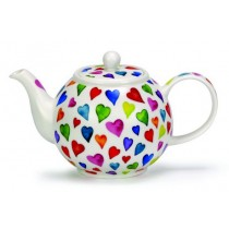 Buy the Dunoon Teapot Small Warm Hearts online at smithsofloughton.com
