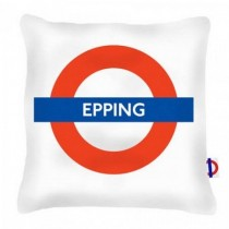Buy the Epping Tube Station Cushions online at smithsofloughton.com
