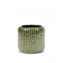 Buy the erax Swamp Green Rib Pot online at smithsofloughton.com