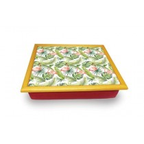 Buy the Flamingo Cushion Lap Tray online at smithsofloughton.com