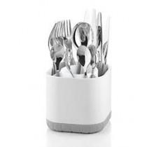 Buy the Guzzini Cutlery Drainer Grey online at smithsofloughton.com
