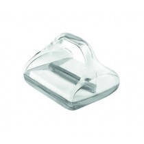 Buy the Guzzini Feeling Table Napkin Holder Sky Grey online at smithsofloughton.com