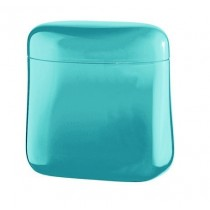 Buy the Guzzini Kitchen Canister Blue online at smithsofloughton.com