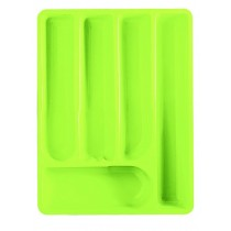 Buy the Guzzini Kitchen Cutlery Tray Green online at smithsofloughton.com