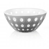 Buy the Guzzini Le Murrine Bowl 25cm Grey White online at smithsofloughton.com