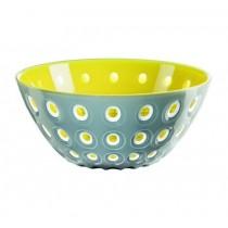Buy the Guzzini Le Murrine Bowl Yellow Grey 20cm online at smithsofloughton.com