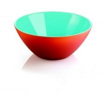 Buy the Guzzini My Fusion Bowl 20 CM Blue Orange online at smithsofloughton.com