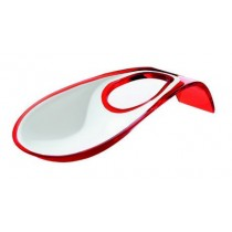 Buy the Guzzini Spoon Rest Red online at smithsofloughton.com