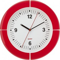Buy the Guzzini Wall I-Clock Red online at smithsofloughton.com