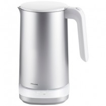 Buy the Henckels Enfinigy Silver Cordless Pro Electric Kettle online at smithsofloughton.com