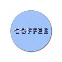 Buy the Jamida Asta Barrington Coffee Blue Coaster online at smithsofloughton.com