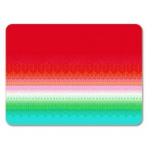Buy the Jamida Asta Barrington Fiesta Red Tablemat online at smithsofloughton.com