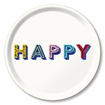 Buy the Jamida Asta Barrington Happy Food and Drinks Tray online at smithsofloughton.com