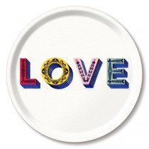 Buy the Jamida Asta Barrington Love Tray online at smithsofloughton.com
