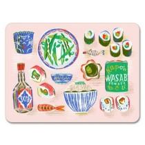 Buy the Jamida Asta Barrington Sushi Small Table Place Mat online at smithsofloughton.com
