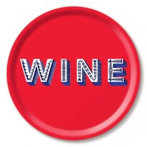 Buy the Jamida Asta Barrington Wine Food and Drinks Tray online at smithsofloughton.com