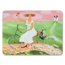 Buy the Jamida Bessie Johanson 29cm My Day Off Tablemat online at smithsofloughton.com