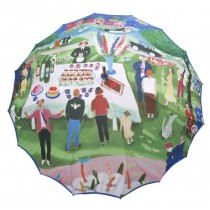 buy the Jamida Bessie Johanson Summer Party Umbrella 110cm online at smithsofloughton.com