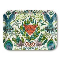 Buy the Jamida Emma J Shipley 27cm Amazon Green Tray online at smithsofloughton.com