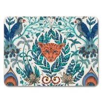 Buy the Jamida Emma J Shipley Amazon Blue Placemat 29cm online at smithsofloughton.com