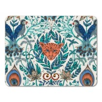Buy the Jamida Emma J Shipley Amazon Blue Tablemat online at smithsofloughton.com