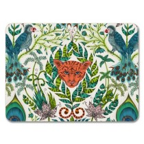 Buy the Jamida Emma J Shipley Amazon Green Placemat 29cm online at smithsofloughton.com