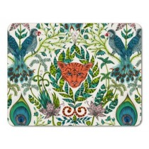 Buy the Jamida Emma J Shipley Amazon Green Tablemat online at smithsofloughton.com