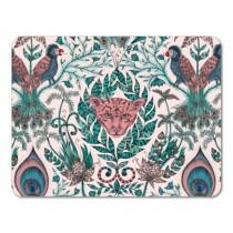 Buy the Jamida Emma J Shipley Amazon Pink Tablemat online at smithsofloughton.com