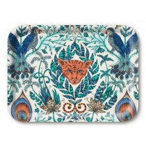 Buy the Jamida Emma J Shipley Amazonblue Tray 27x20cm online at smithsofloughton.com