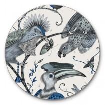 Buy the Jamida Emma J Shipley Audubon Blue Drinks Coaster online at smithsofloughton.com