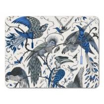 Buy the Jamida Emma J Shipley Audubon Blue Tablemat online at smithsofloughton.com