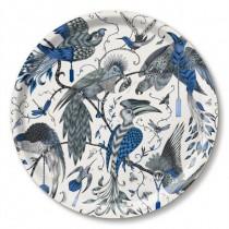 Buy the Jamida Emma J Shipley Audubon Blue Tray 39cm online at smithsofloughton.com