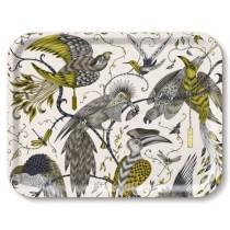 Buy the Jamida Emma J Shipley Audubon Gold Lap Tray 27cm online at smithsofloughton.com