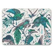 Buy the Jamida Emma J Shipley Audubon Green Placemat 29cm online at smithsofloughton.com