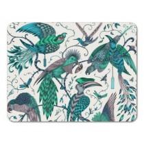 Buy the Jamida Emma J Shipley Audubon Green Tablemat online at smithsofloughton.com