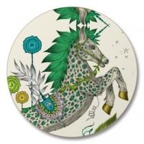 Buy the Jamida Emma J Shipley Caspian Lime Coaster online at smithsofloughton.com