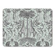 Buy the Jamida Emma J Shipley Kruger Green Tablemats online at smithsofloughton.com
