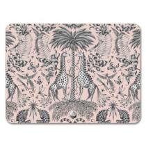 Buy the Jamida Emma J Shipley Kruger Pink Placemat 29cm online at smithsofloughton.com