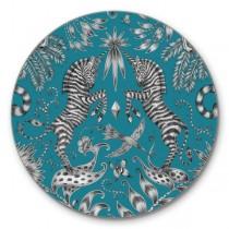 Buy the Jamida Emma J Shipley Kruger Turqouise Coasters online at smithsofloughton.com