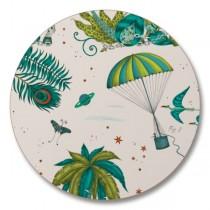 Buy the Jamida Emma J Shipley Lost World Lime Coaster online at smithsofloughton.com