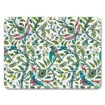 Buy the Jamida Emma J Shipley Rousseau Lime Placemat 29cm online at smithsofloughton.com