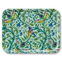 Buy the Jamida Emma J Shipley Rousseau Turquoise Tray online at smithsofloughton.com