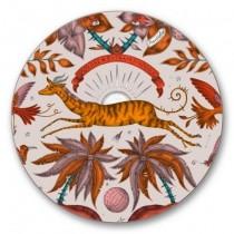 Buy the Jamida Emma J Shipley Zambezi Orange Coaster online at smithsofloughton.com