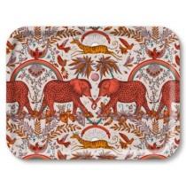 Buy the Jamida Emma J Shipley Zambezi Orange Tray online at smithsofloughton.com