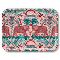 Buy the Jamida Emma J Shipley Zambezi Pink Tray online at smithsofloughton.com